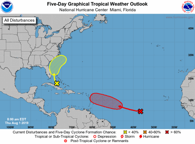 Tropical weather update 080219