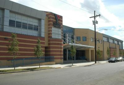 Dryades YMCA and James Singleton Charter School (copy)
