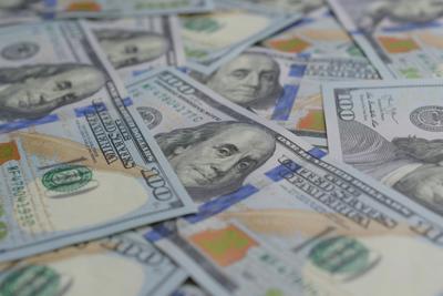 Cash money file photo