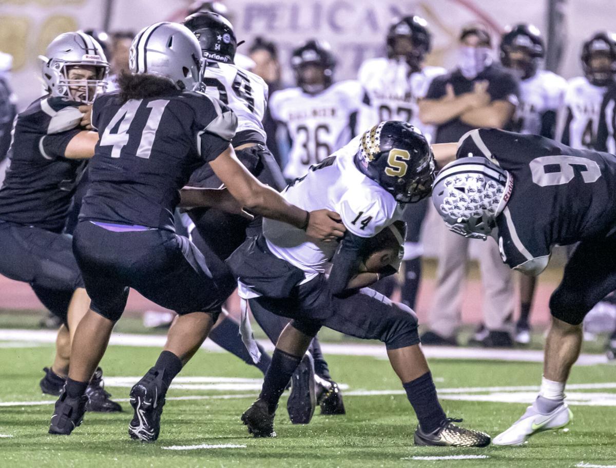Lakeshore defense steps up