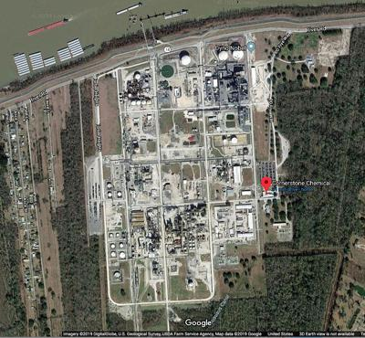 3,600-gallon sulfuric acid spill reported at Cornerstone Chemical near Waggaman