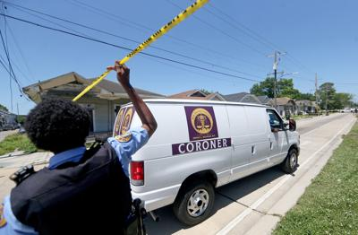 2 killed in separate shootings on Bunker Hill Road ID'd by coroner