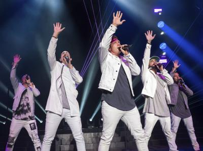 Backstreet Boys head back to New Orleans on Aug. 30