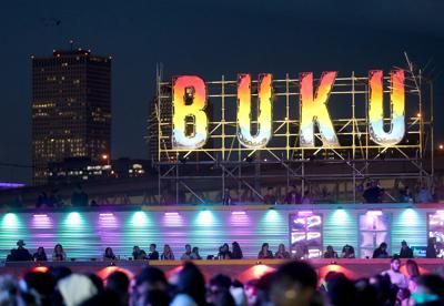 Friday at the 2019 Buku Music + Art Project (copy)