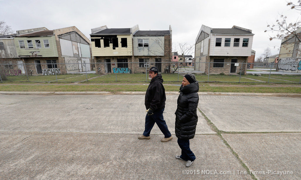 Should the city of New Orleans pay to relocate the Agriculture Street families?