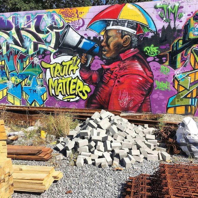 For graffiti lovers only: 36 examples of New Orleans street art