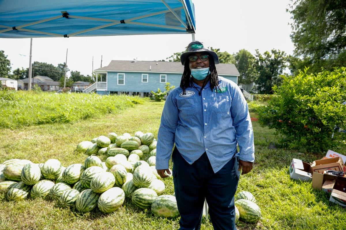 Small New Orleans farmers worried coronavirus would crush them. They were wrong.