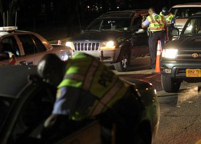 DWI arrests are through the roof, but roads aren't getting much safer