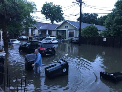 5 pumps, not 1, lost briefly in Mother's Day flood, S&WB says