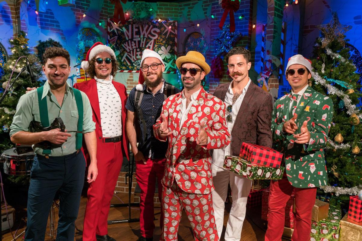 Flow Tribes 2020 Christmas Crunktacular Hammered on Christmas': Flow Tribe debuts new song ahead of