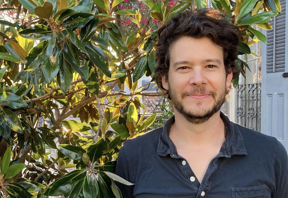 Author Rien Fertel, grandson of restaurateur Ruth Fertel