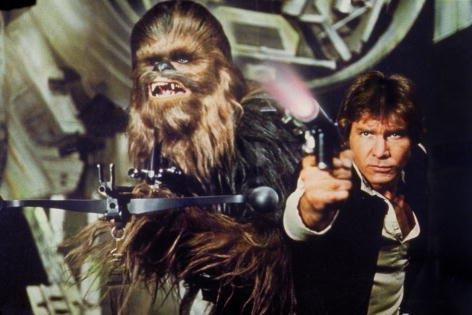 May the Fourth help Chewbacchus say farewell to Chewbacca on Saturday