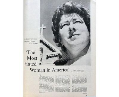 'The Most Hated Woman in America': The bitter legacy of Madalyn Murray O'Hair
