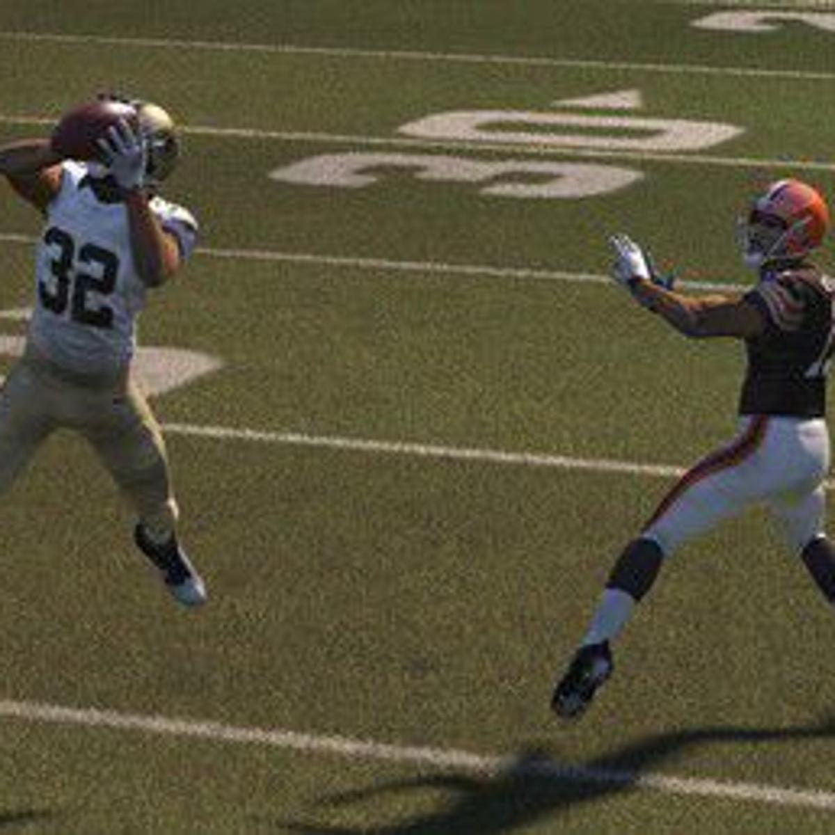 Madden Nfl 15 Simulation Has New Orleans Saints Offense Sputtering Losing 16 13 To Cleveland Browns Saints Nola Com