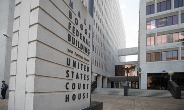 U.S. District Courthouse in New Orleans