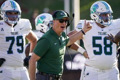 Notebook: Tulane coach Willie Fritz happy with pre Christmas bowl