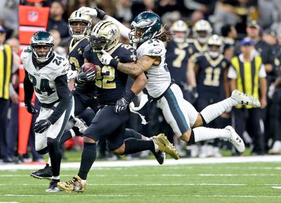 Expected Saints free agent Mark Ingram 'not just looking to leave New Orleans'