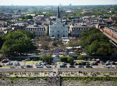 Short-term rental changes in New Orleans would require owners on-site