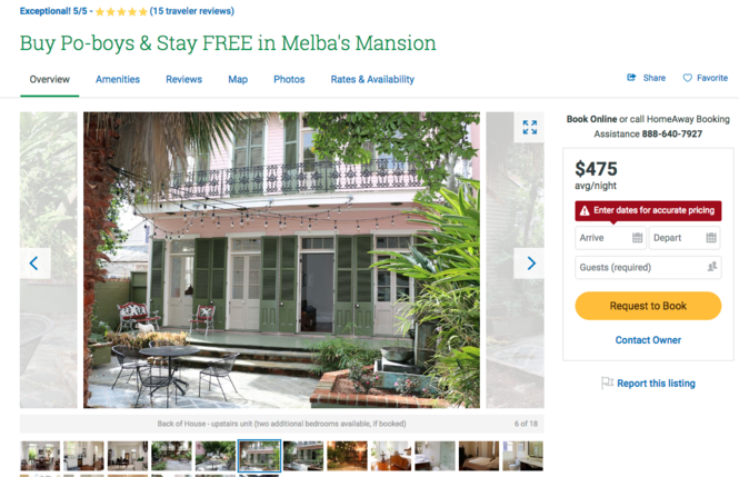 Illegal New Orleans short-term rentals fined $75,500