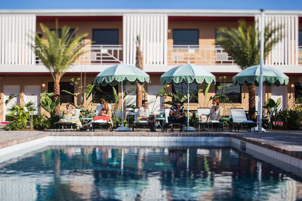 Mid-City's Drifter Hotel makes list of 'chicest motels in America'