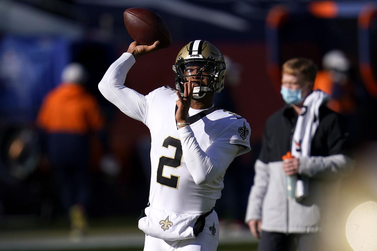 Saints Broncos Football
