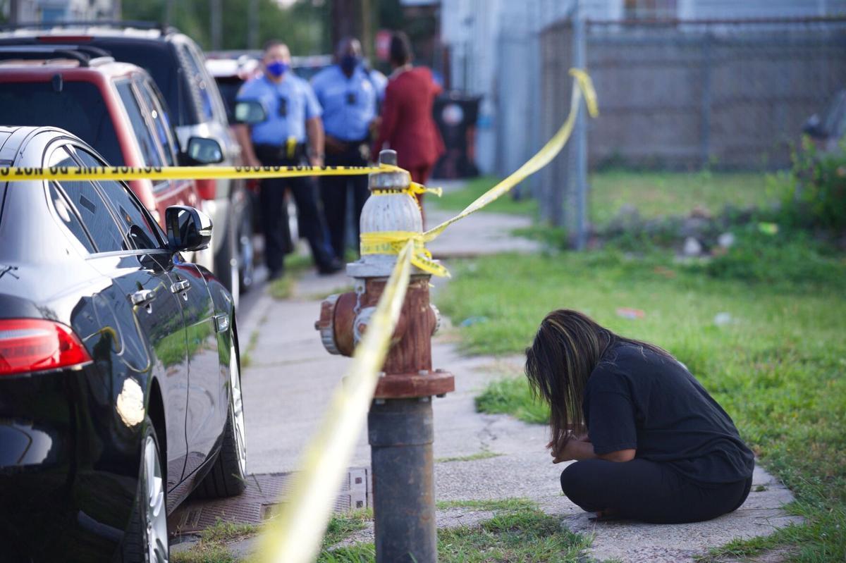 Thalia street shooting