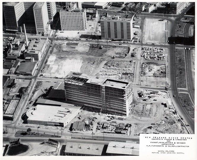 Duncan Plaza history: A giant birdcage and other turning points