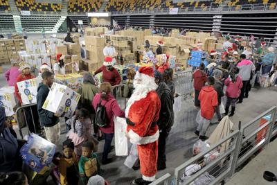 Times-Picayune Doll & Toy Fund kicks off