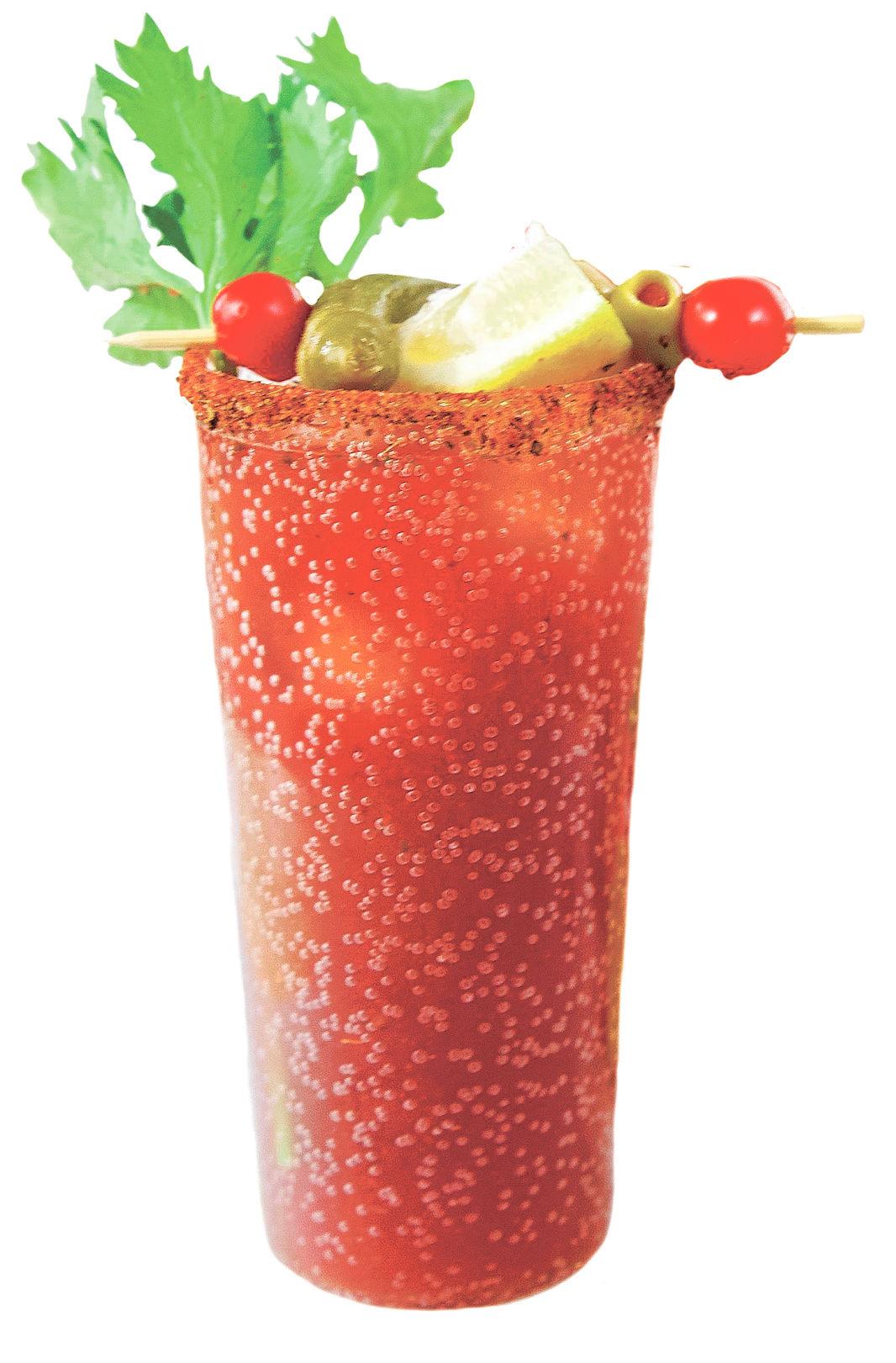 Big Easy Bucha Bloody Mary