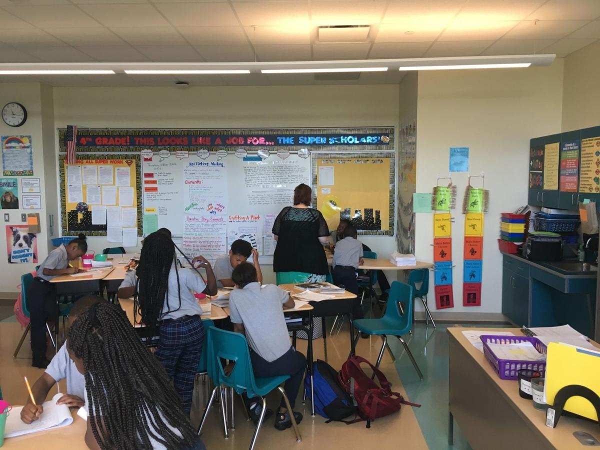 The Avery Alexander School reopens 12 years after Katrina