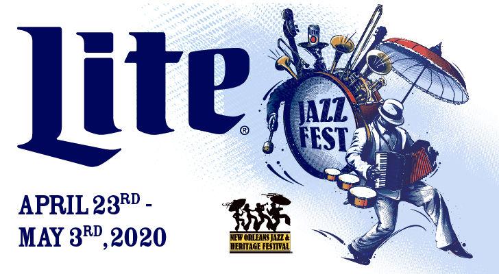 Miller Lite Jazzfest 2020