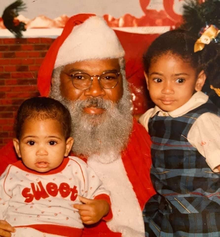 Seventh Ward Santa