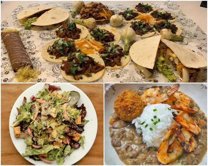 4 takeout meals to try in New Orleans today from street tacos to shrimp and butter beans