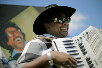 Jazz Fest second Sunday forecast: Picture-perfect weather to make an encore appearance (copy)