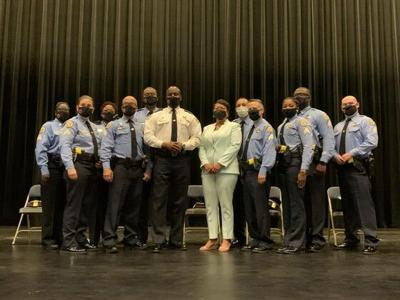 New Orleans police sergeant promotions
