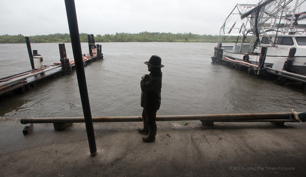 Tropical Storm Cindy heads for Louisiana: live updates