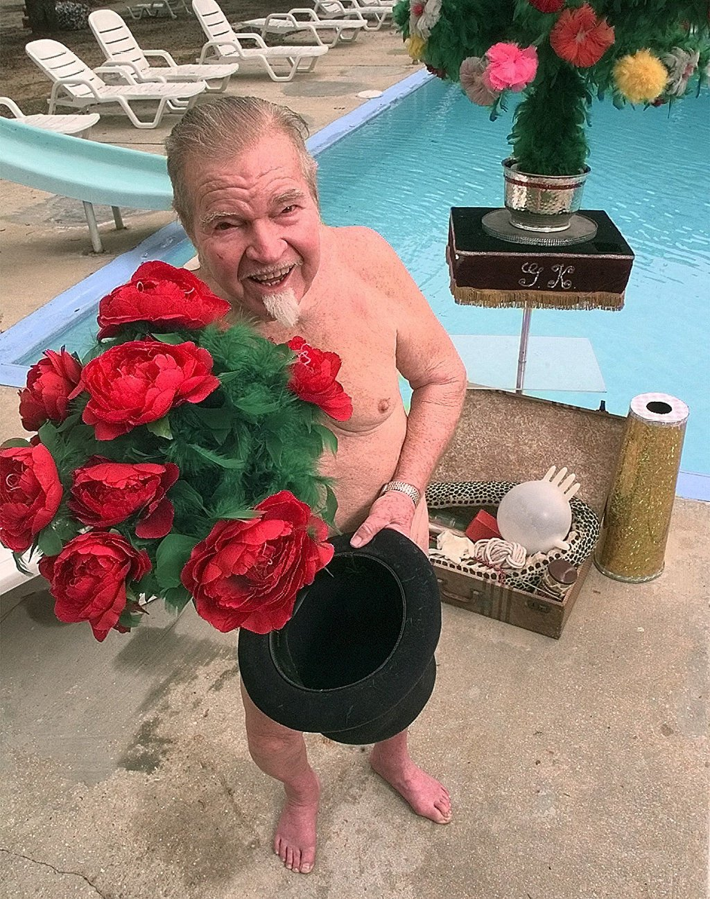 As nudism fades in Louisiana, one campground nakedly perseveres