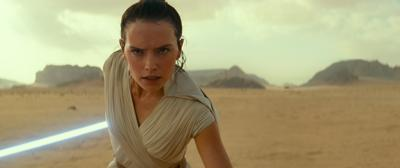 'Star Wars: Episode IX -- The Rise of Skywalker' gets a trailer