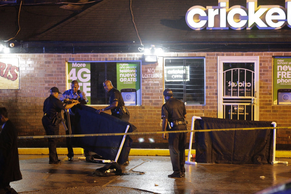 Target in Claiborne Avenue mass shooting was suspect in 2016 murder: report