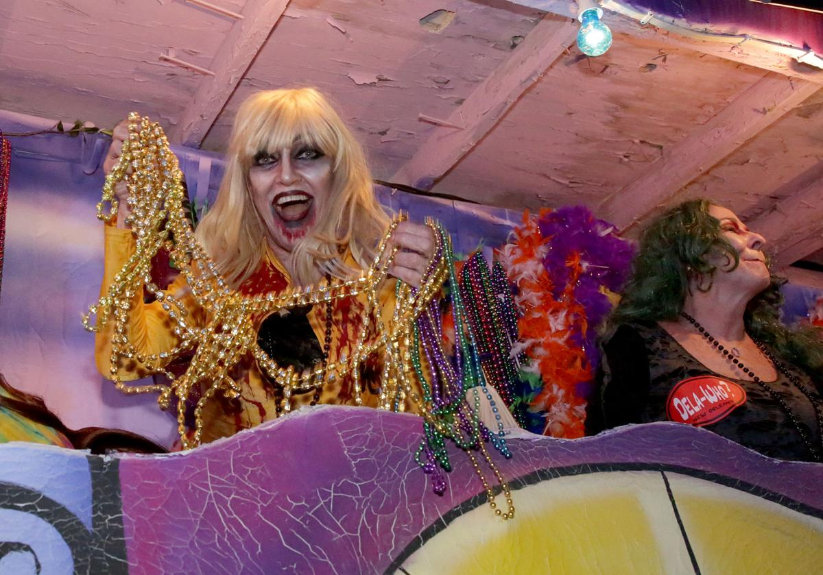 Orleans Halloween Stroll 2020 No parade or Voodoo Fest, maybe haunted houses: What to expect