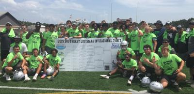 Lakeshore 7-on-7 Football Picture