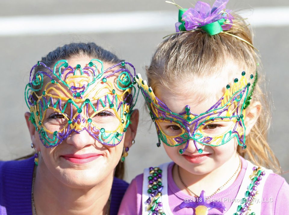 For Mardi Gras season in Metairie, an old parade leaves and a new one arrives