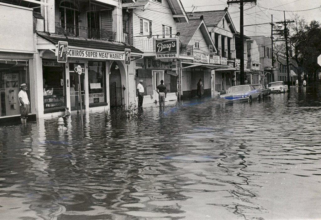 Remembering Hurricane Betsy, a New Orleans nightmare
