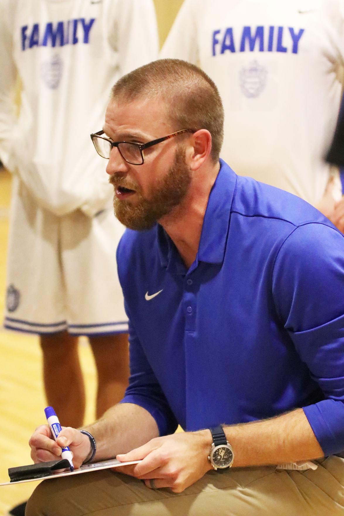 Ben Young new boys basketball coach at Salmen
