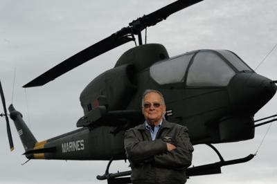 U.S. Marine pilot whose heroics helped stop 1973 New Orleans sniper attack dies at 84 | Crime/Police | nola.com