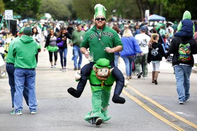 Metairie Road 2019 St. Patrick's Day parade (copy)