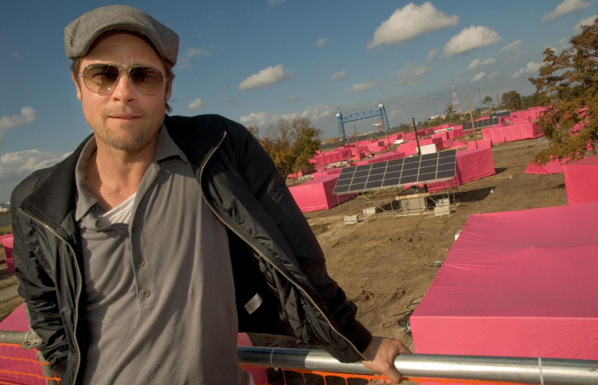 Residents of Brad Pitt's Make It Right development warned of potential gas leaks