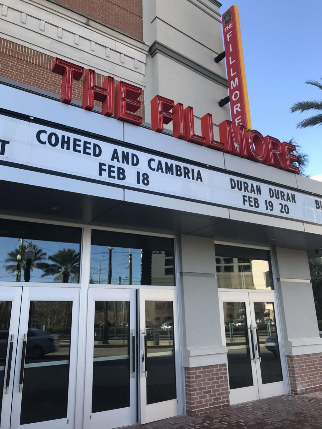 Coheed and Cambria to christen new Fillmore New Orleans with