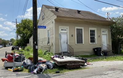Urquhart Street eviction 4
