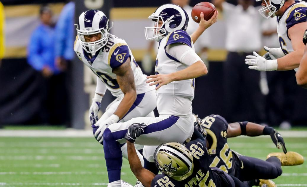 The Edge: Assessing how the New Orleans Saints stack up with Los Angeles Rams - NOLA.com